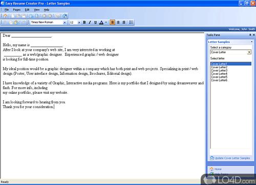 Easy Resume Creator Pro 4 12 Crack The Best Free