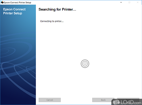 Epson Connect Printer Setup - Download