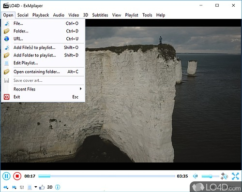 ExMplayer - Screenshot 2