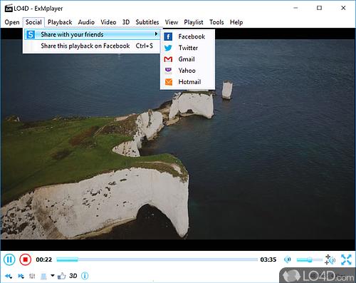 ExMplayer - Screenshot 3