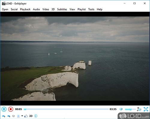 ExMplayer - Screenshot 1