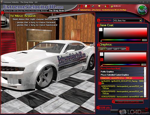 Extreme Velocity 3D - Screenshot 3