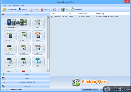 Format Factory Portable - Download
