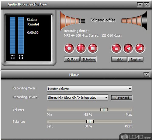 Free Audio Recorder - Download