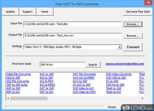 free download mp4 to dat converter full version