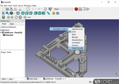 FreeCAD - Screenshot 2