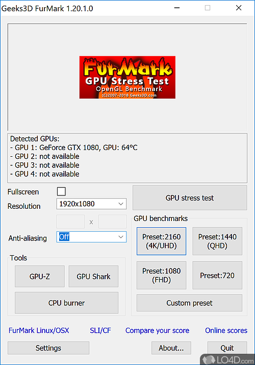FurMark - Download