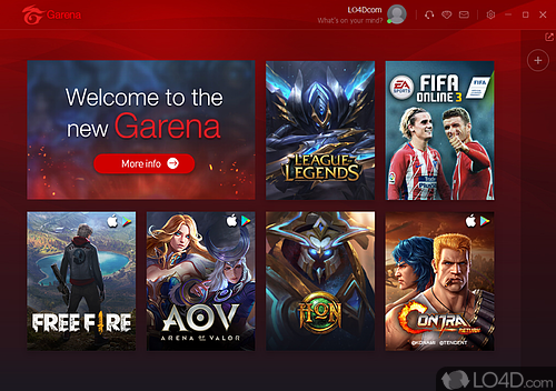 Garena - Download