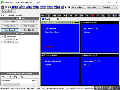 Genius Vision NVR Software CmE - Download