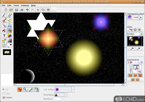 HeliosPaint - Screenshot 5