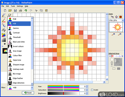 HeliosPaint - Screenshot 6