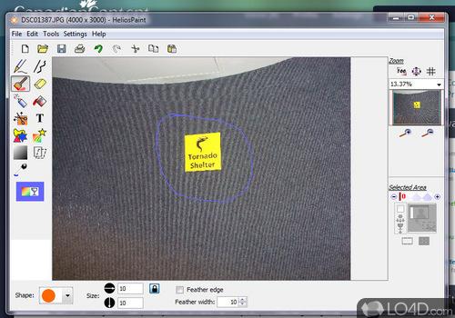 HeliosPaint - Screenshot 1