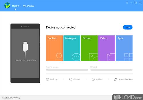 HiSuite - Download