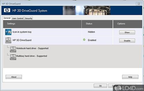 HP 3D DRIVEGUARD SENSOR DRIVER FOR WINDOWS
