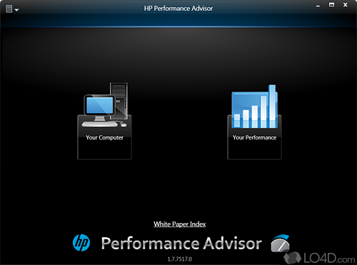 HP Performance Advisor - Download