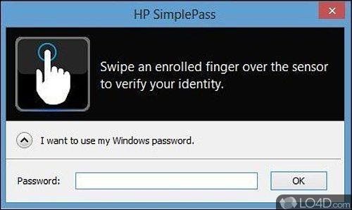 HP SimplePass - Download