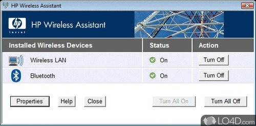 HP Wireless Assistant - Download