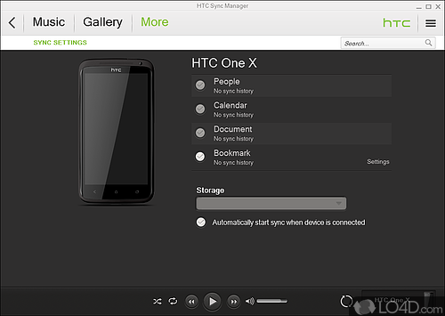 HTC SYNC MANAGER DRIVER FOR WINDOWS MAC