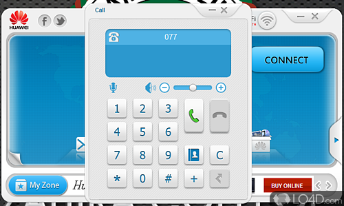 Huawei Mobile Partner - Screenshot 2
