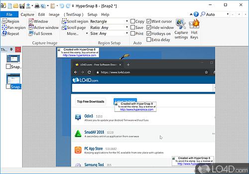 Screenshot Captor 64 Bit