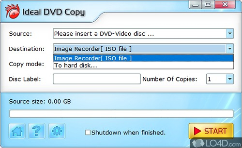 Download Ideal DVD Copy v4.1.2 Rapidshare, Torrent, Mediafire, rapidgator,