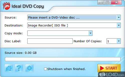 Ideal DVD Copy - Download