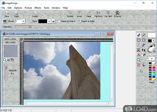 ImageForge Standard - Screenshot 1