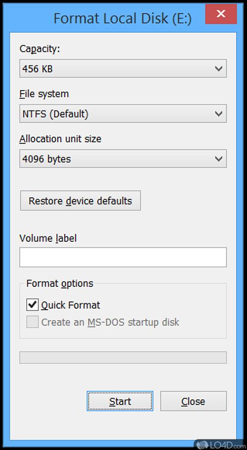 ImDisk - Screenshot 4