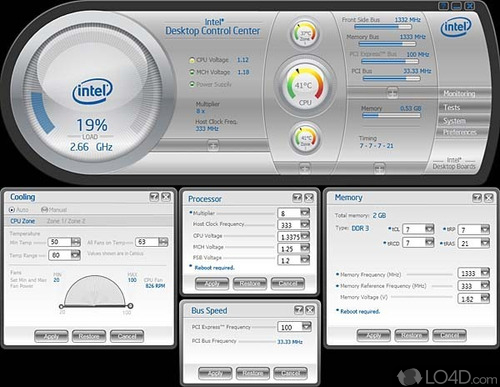 Intel Control Center - Download
