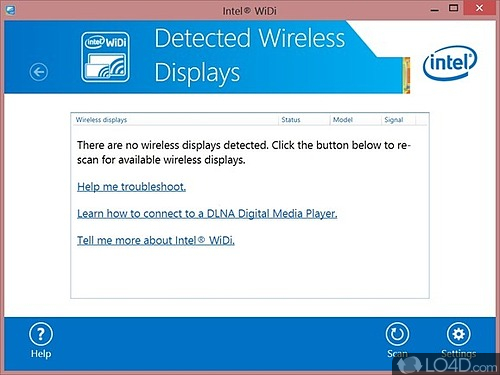 Intel Wireless Display - Download