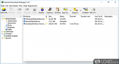Internet Download Manager - Download