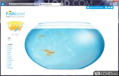 Internet Explorer 10 - Screenshot 5