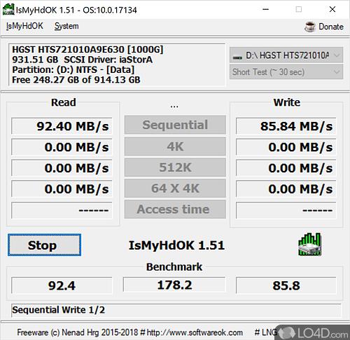 IsMyHdOK - Download