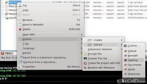 J7Z - Screenshot 1