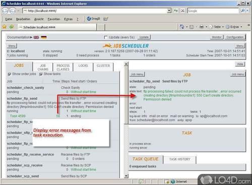 Job Scheduler - Download