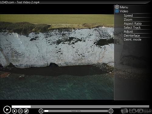 JuceVLC - Screenshot 4