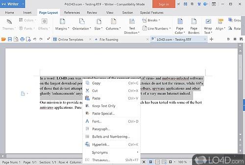 WPS Office - Screenshot 4