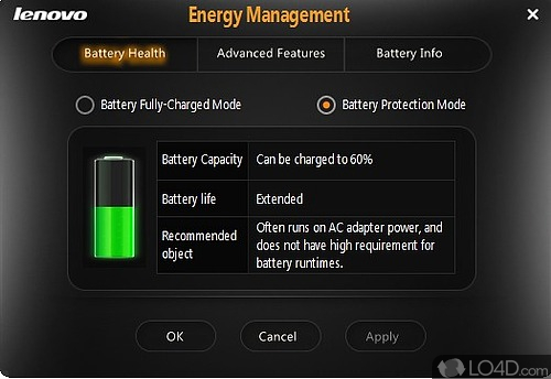 Lenovo Energy Management - Download