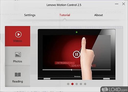 Lenovo Motion Control - Download