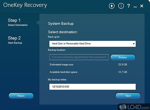 lenovo onekey recovery 7.0 download