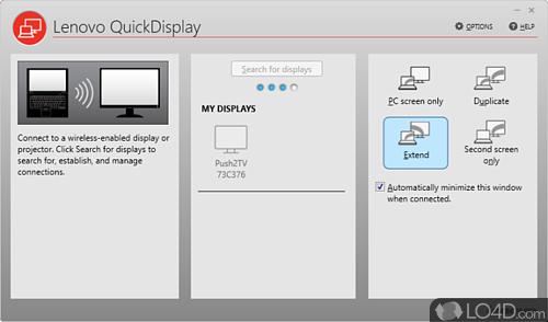 Lenovo QuickDisplay - Download