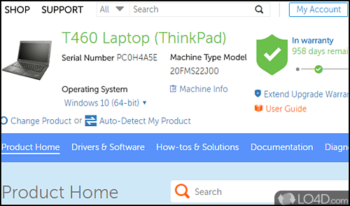 Lenovo Service Bridge - Download