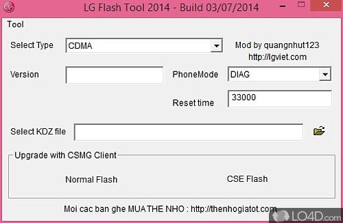 LG Flash Tool - Download