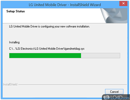 LG Mobile Driver - Download