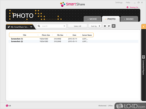 LG Smart Share - Download