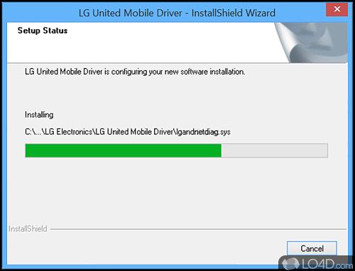LG United Mobile Driver - Download