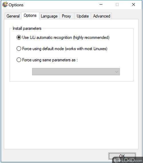 LiLi USB Creator - Screenshot 3