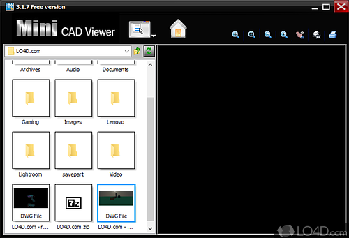 Mini CAD Viewer - Download