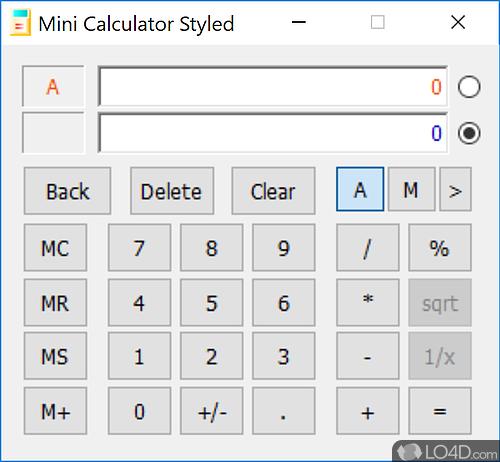 Mini Calculator - Download
