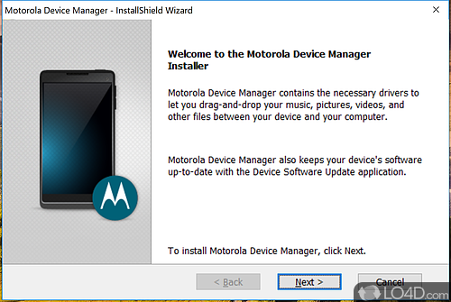 Motorola Device Manager - Download